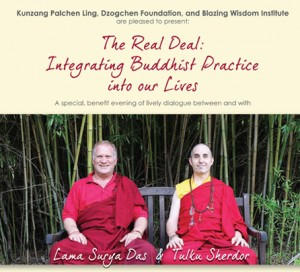 Integrating Buddhist Pracitce into our Lives